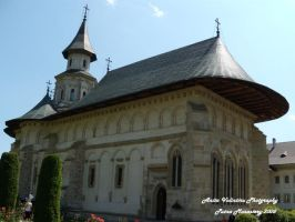 Putna Monastery by Rouge07