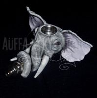Elephant Pipe by Kyttibat