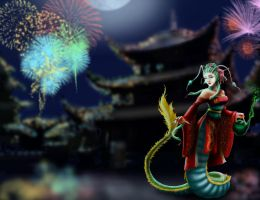 League of Legends Lunar Revel Contest - Entry 1 by Noctume