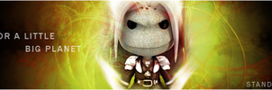 Little Big Planet Signature by stand87