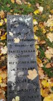 Grave in Autumn by GUDRUN355