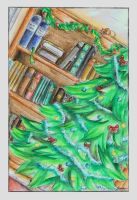 Christmas card by Pentragon1990