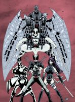 X-FORCE COLOURED by future-parker