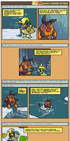 VFQuest 012: Like Titanic, but in reverse by sulfurbunny