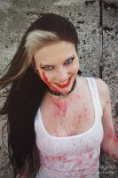 Psycho Girl by Estelle-Photographie