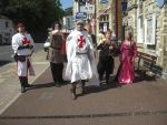 Outside Brixham Museum by southdevonplayers