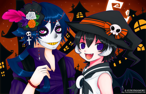Welcome to the Halloween City by KuroiMamoru
