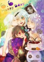 nier birthday 1 by M0T0