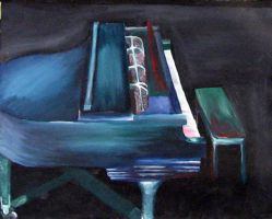 Piano by thebiteandsting