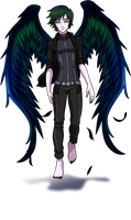 angel of night by sparks220stars