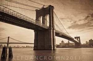 Brooklyn Bridge by KTCronin