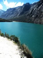 Huaraz by Blurrcookie