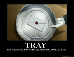 Tray. by ThisOneNarutoFreak