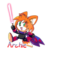 Archie by raccooon325