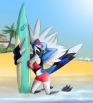 Birdies in the Sand - Mati by corrvo