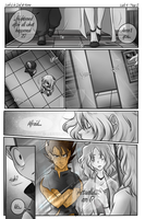 DBZ - Luck is in Soul at Home - Luck 4 Page 5 by RedViolett
