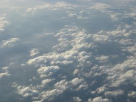 Plane clouds 09 by Party-Hat-Cat