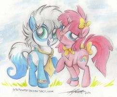 StePandy and Sarina by StePandy