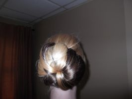 Prom hair 1 by wittlecabbage