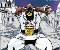 Bleach 561 - Mask the Masculine by InEc-Dve