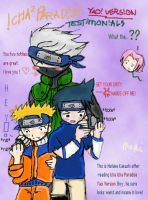 Kakashi - OOC Side by makimak