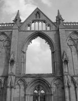 The Old Abbey by chryx