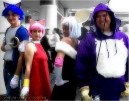 Sonic Heros by Crappy-Happy-Cosplay