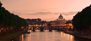 Roma view by YuppiDu