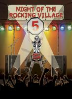 NIGHT OF THE ROCKINGVILLAGE 09 by maneus