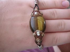 My Tiger Eye by bedavabunlar