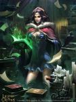 Grimoire Fanatic Chantelle1 by liangxinxin