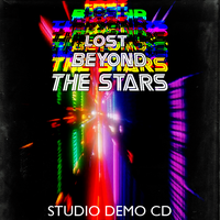 Lost Beyond The Stars CD Cover by MrAngryDog