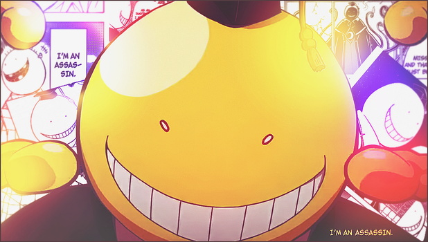 Assassination Classroom by mcgs