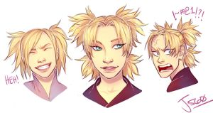 Temari my queen by Jazzie560