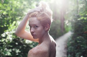 Freckled And Proud by matthewfoxxphotos