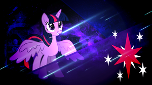 Starlight Series - Twilight Sparkle by Meteor-Venture