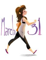 March 32 by victoriaying