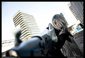 FF 7 Advent Children: Yazoo 2 by wildquaker