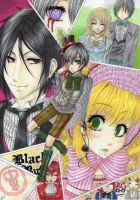 - Black Butler Contest - by Pure-Ivory