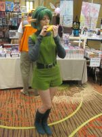 Animefest '12 - Saria by TexConChaser