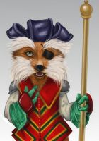 Sir Didymus by LoveMacabre