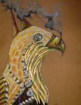 Steam punk eagle by Cristobal-IP