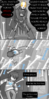 [UNDERTALE SPOILERS...?] The most precious attack by zarla