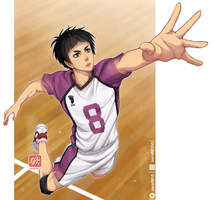 Haikyuu!! - S o a r by zero0810
