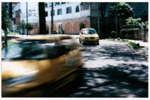 Taxi Drive by PhillipSupertramp