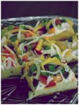 The Ultimate Veggie Pizza by Zilver-Daerth