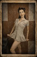Army Pinup by MAdams06
