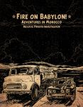 Fire on Babylon by sergefoglio