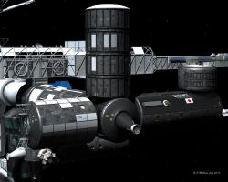 ISS Materials WIP by 2753Productions