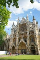 Westminster Abbey by josephacheng